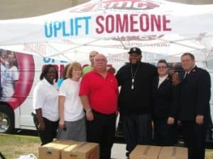 news - gmc uplift someone mobile tour with ruben studdard