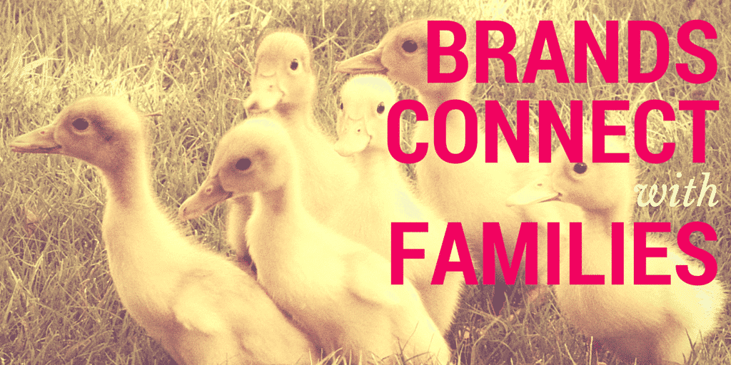 How Does a BrandConnect (with)a Family-